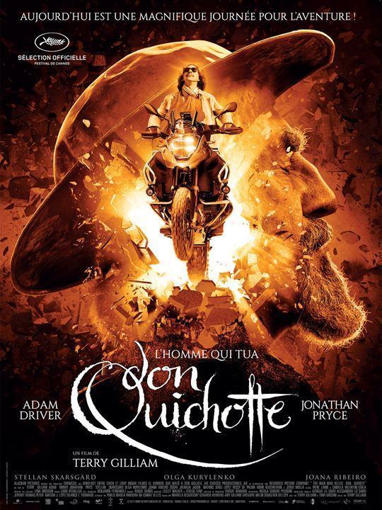 L'Homme qui Tua Don Quichotte - Festival Film Insolite Rennes le Château - festivalfilminsoliterenneslechateau.fr