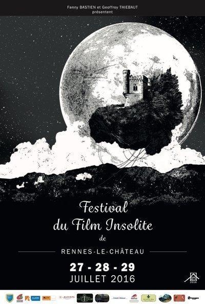 Festival film Insolite Rennes le Château 2016 – https://festivalfilminsoliterenneslechateau.fr