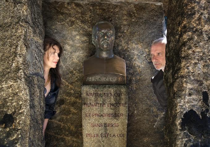 Fanny Bastien & Geoffroy Thiebaut - Festival Film Insolite Rennes le Château - festivalfilminsoliterenneslechateau.fr