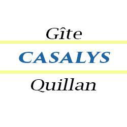 CASANYS Quillan https://festivalfilminsoliterenneslechateau.fr - Logo Partenaire du Festival Insolite Renne le Château