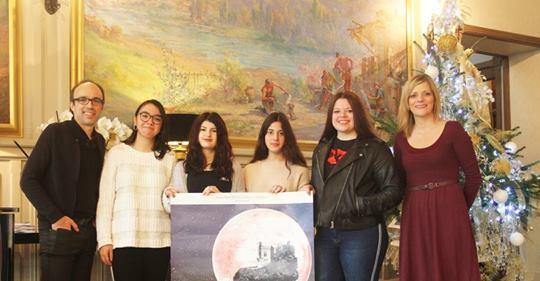 Prix du public 2018 label jeunesse Lycée Bousquié à Quillan