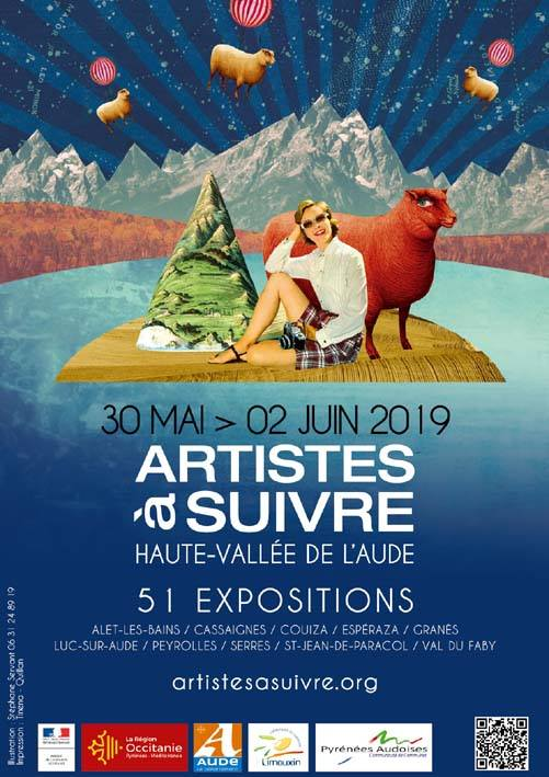 Artists Following 2019 - 51 Expositions