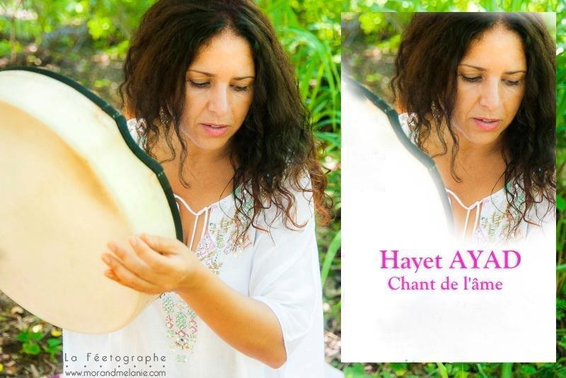 Hayet Ayad - Festival Insolite Rennes le Château