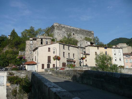 Ville de Quillan