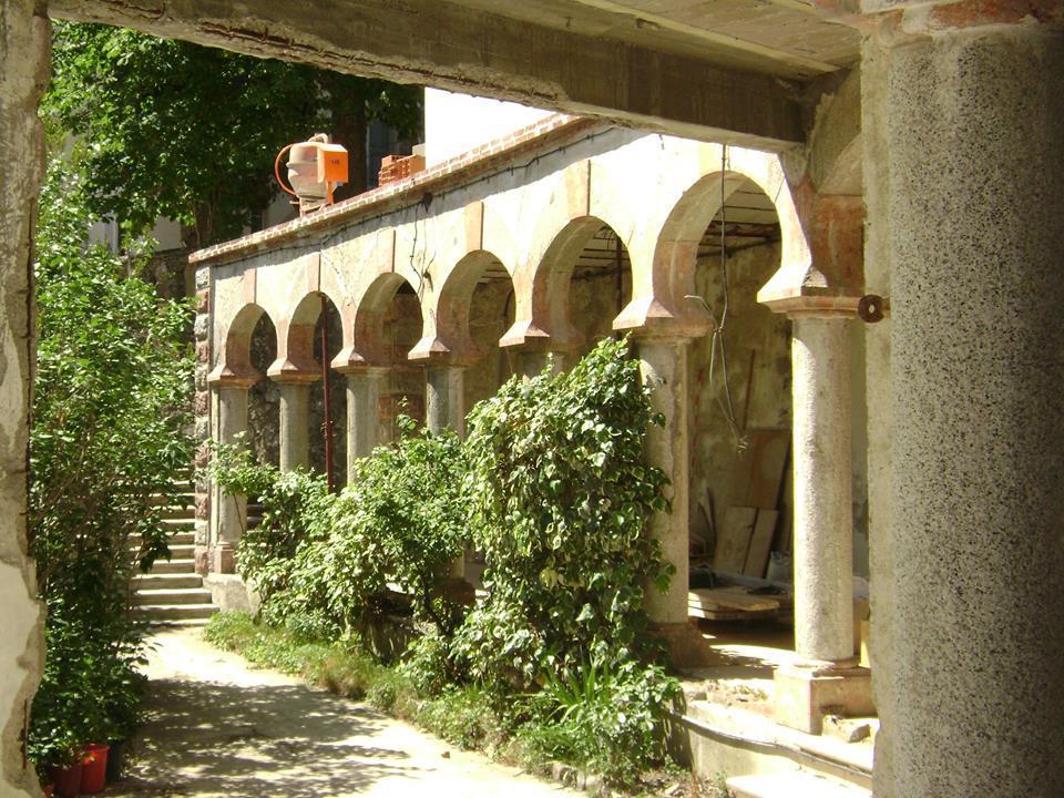 les anciens thermes du pont de la Fou - St Paul-de-Fenouillet
