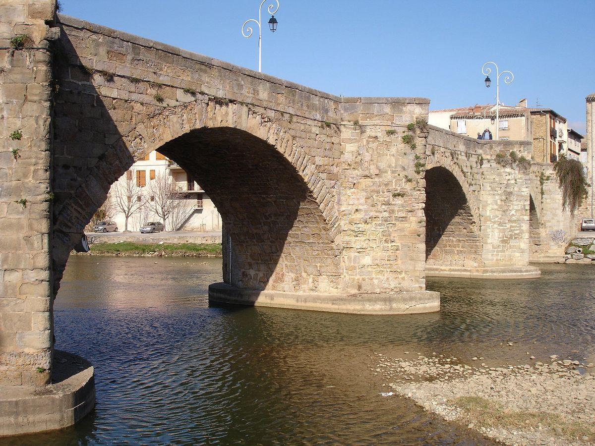 Pont Neuf - Limoux - Photo