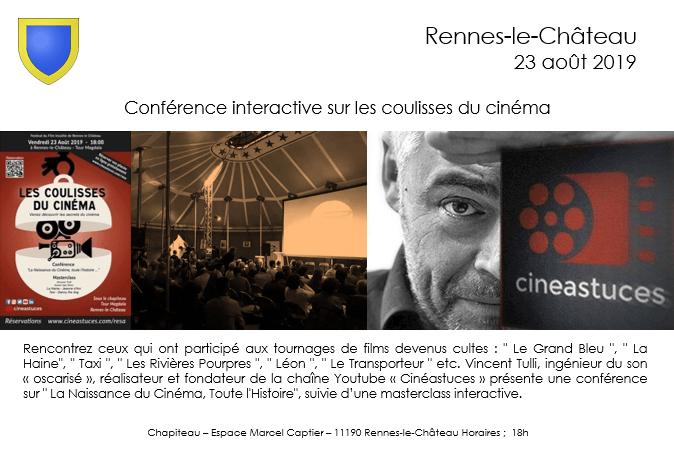 conference vincent tulli- Rennes-le-Château 3 - copie