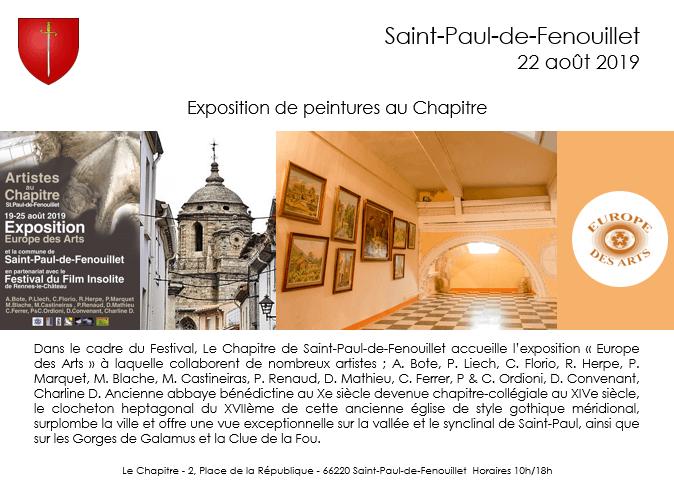 EV - St-Paul-de-Fenouillet