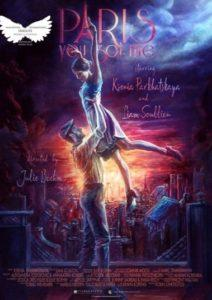 Affiche : Paris You got Me - https://festivalfilminsoliterenneslechateau.fr