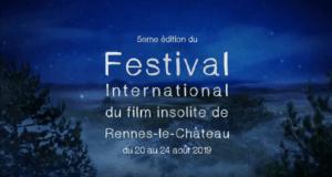 Bande Annonce 5ème festival international du film insolite de Rennes le château 2019