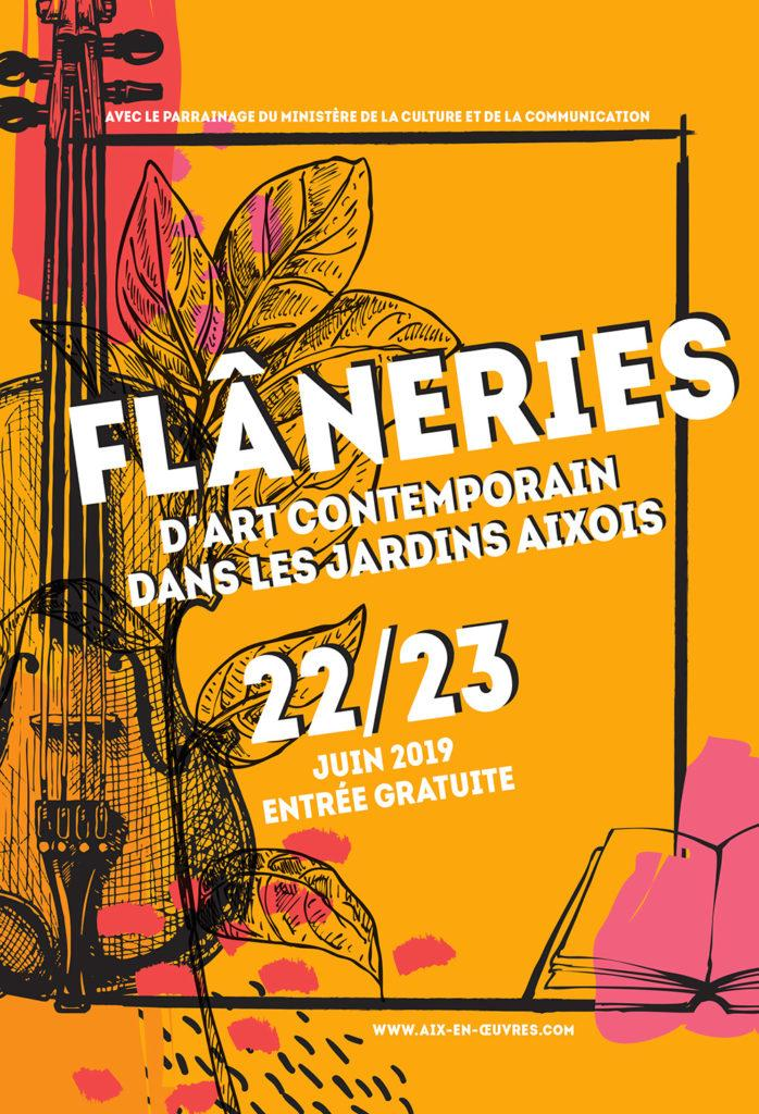 flaneries d'art 2019