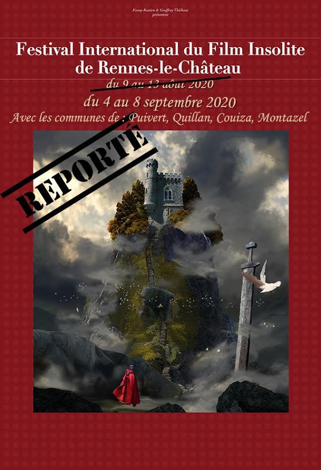 Report du festival insolite du 4 au 8 septembre 2020
