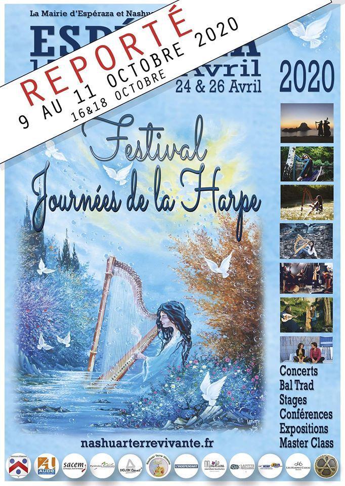 festival journée de la harpe