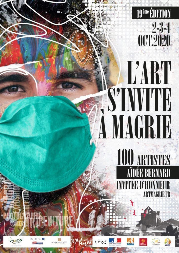 l'art s'invite a Magrie
