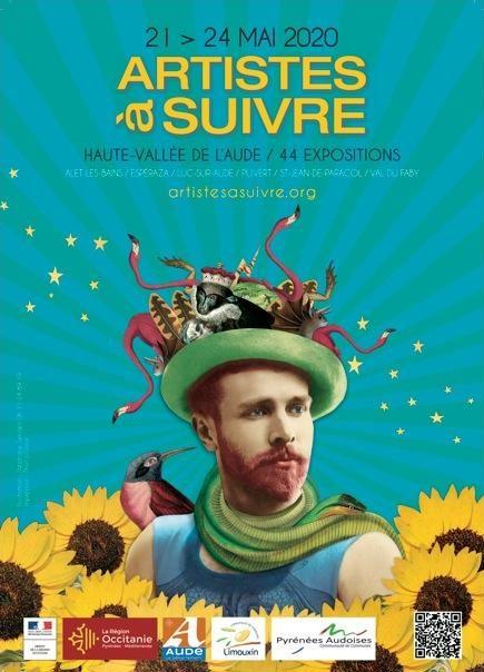 Artistes à suivre - 21 -24 Mai 2020 - festivalfilminsoliterenneslechateau.fr