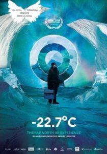-22°.7C DE JAN KOUNEN experience VR