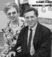 Claire Cordu & Antoine Captier
